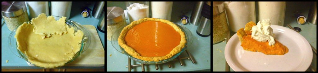 Bad pumpkin pies