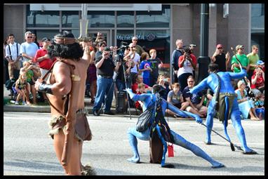 Avatar folks.