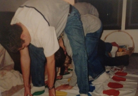 A little Twister.