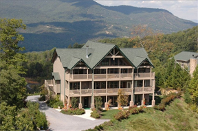 Tanasi Lodge in Sevierville, TN