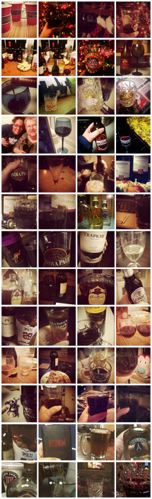 My 52 moments shared with Chelle and Darewood this last year.